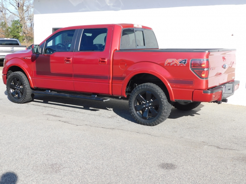 Ford F-150 2012 price $18,300