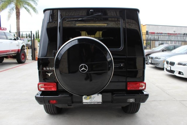 Mercedes-Benz G-Class G 550,CLEAN CARFAX, LOOKS AND DRIVES GREAT 2010 price $51,850