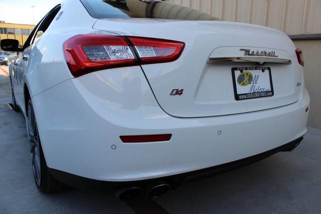 Maserati Ghibli S Q4,RED INTERIOR,CARBON FIBER,1 OWNER1 2015 price $36,850