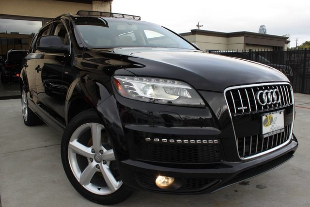 Audi Q7 3.0T S line Prestige,1 OWNER,LOADED,SHOWROOM! 2013 price $23,850