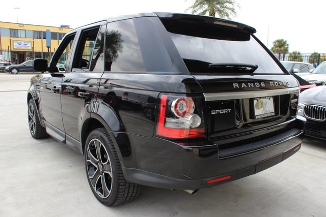 Land Rover HSE GT Limited Edition CLEAN CARFAX TEXAS BORN 2012 price $18,850