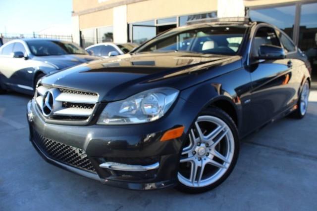 Mercedes-Benz C-Class 2012 price $10,850
