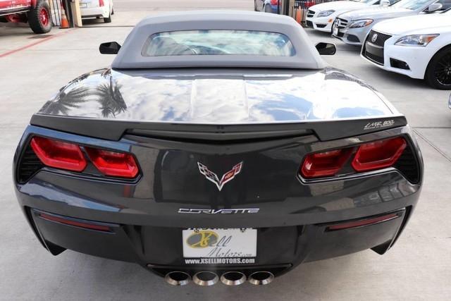 Chevrolet Corvette Stingray 2014 price $55,850