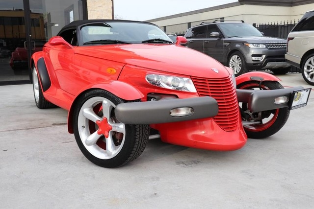 Plymouth Prowler 1 OWNER CLEAN CARFAX 1999 price $24,850