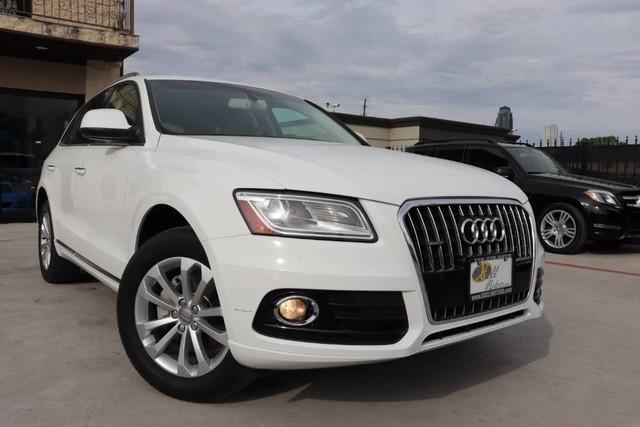 Audi Q5 2015 price $16,850