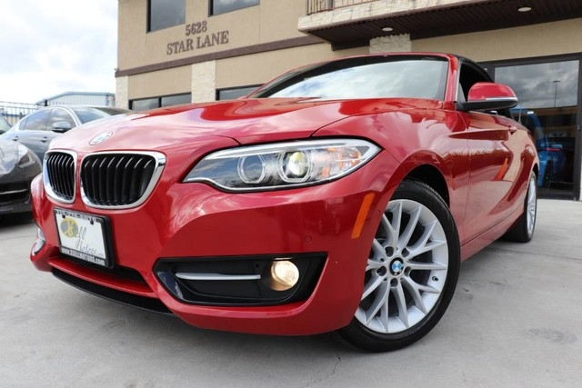 BMW 2 Series 2016 price $23,850
