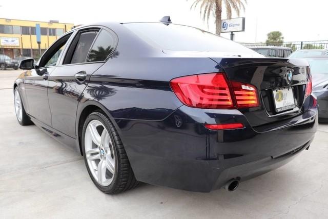 BMW 5 Series 2013 price $18,850
