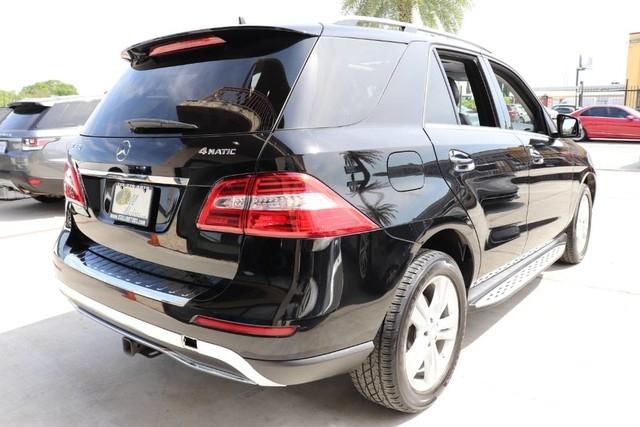 Mercedes-Benz M-Class 2013 price $21,850