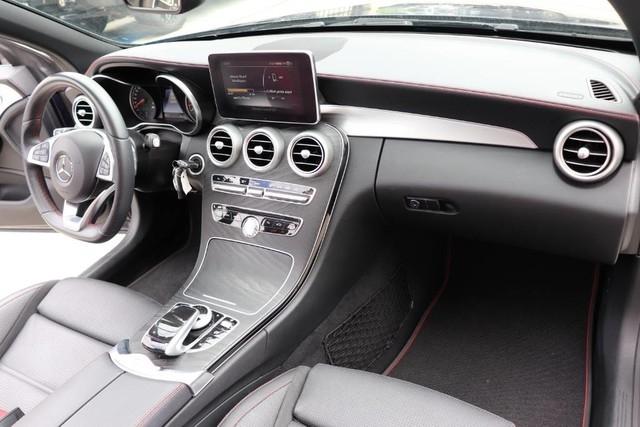 Mercedes-Benz C-Class 2017 price $52,850