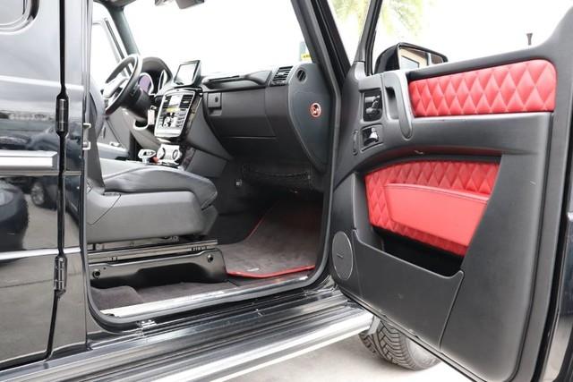 Mercedes-Benz G-Class 2015 price $69,850