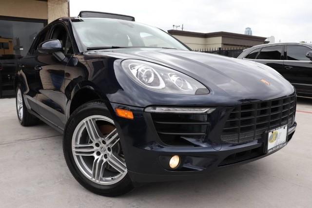 Porsche Macan 2017 price $33,850