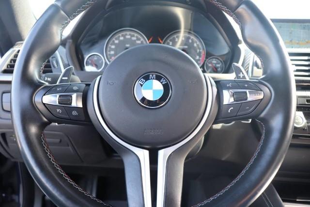 BMW M4 2016 price $47,850