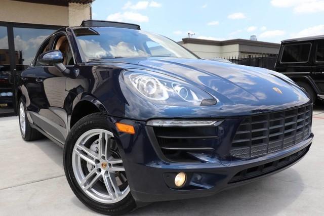 Porsche Macan 2015 price $34,850
