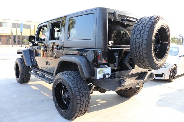 Jeep Wrangler Unlimited 2011 price $24,850