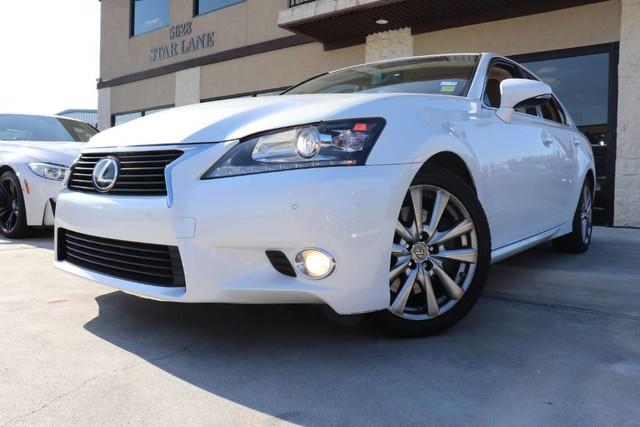 Lexus GS 350 2013 price $15,850
