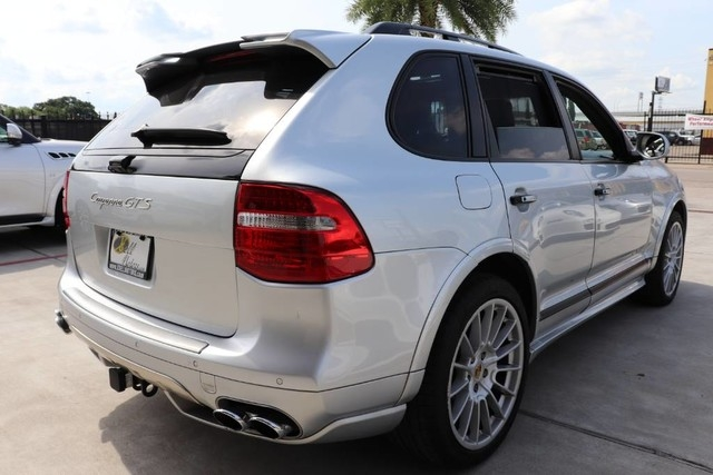 2009 Porsche Cayenne Gts 1 Ownerclean Carfax9 Service Records