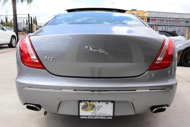 Jaguar XJ CLEAN CARFAX 1 OWNER TEXAS BO 2012 price $19,850
