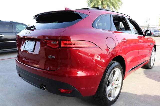 Jaguar F-PACE 2017 price $43,850