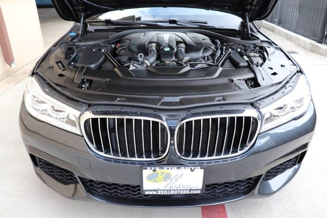 BMW 7 Series 2016 price $45,850