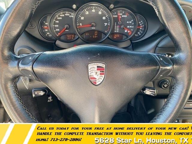Porsche 911 2001 price $21,850