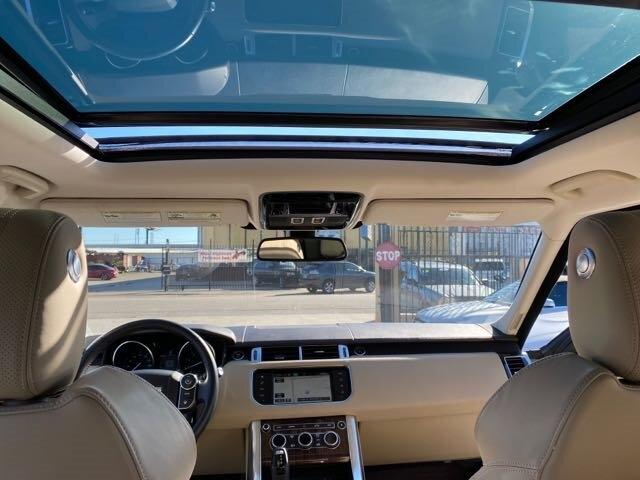 Land Rover Range Rover Sport 2016 price $34,850