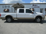 FORD F250 KING RANCH 2011