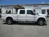 FORD F250 PLATINUM 2013