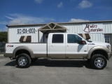 FORD F350 KING RANCH 2012