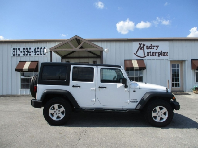 2013 JEEP WRANGLER UNLIMI