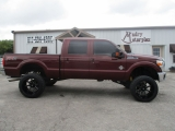 FORD F250 2012