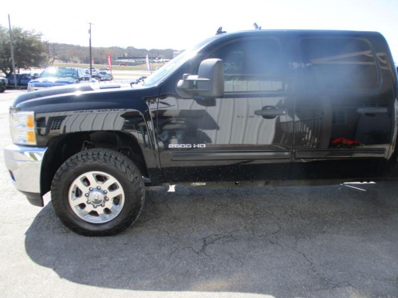 CHEVROLET SILVERADO 2500 2012 price $29,950