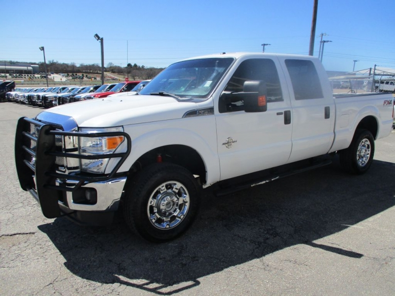 FORD F250 XLT 2015 price $20,950