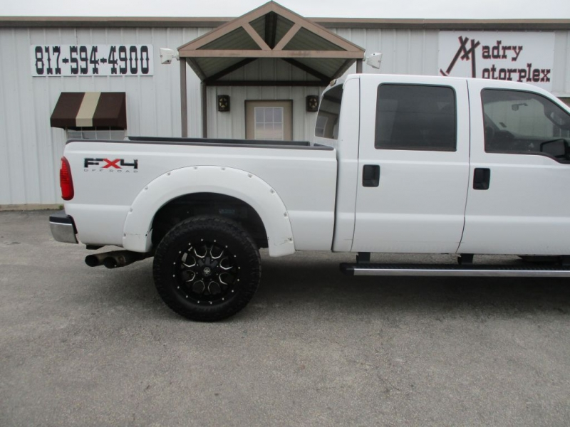 FORD F250 2011 price $17,950