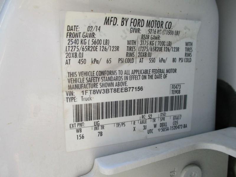 FORD F350 SRW 2014 price $34,950