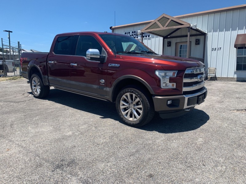 FORD F150 2016 price $39,950