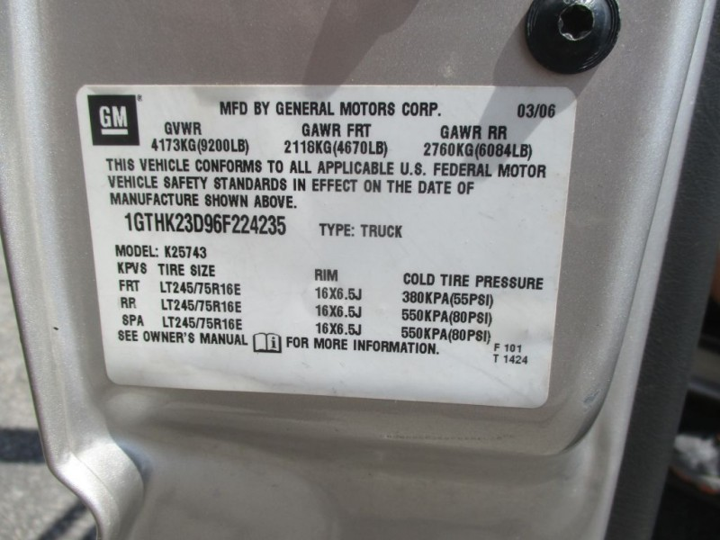 GMC SIERRA 2006 price $14,950