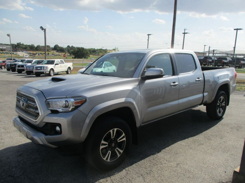TOYOTA TACOMA 2017 price Call for Pricing.