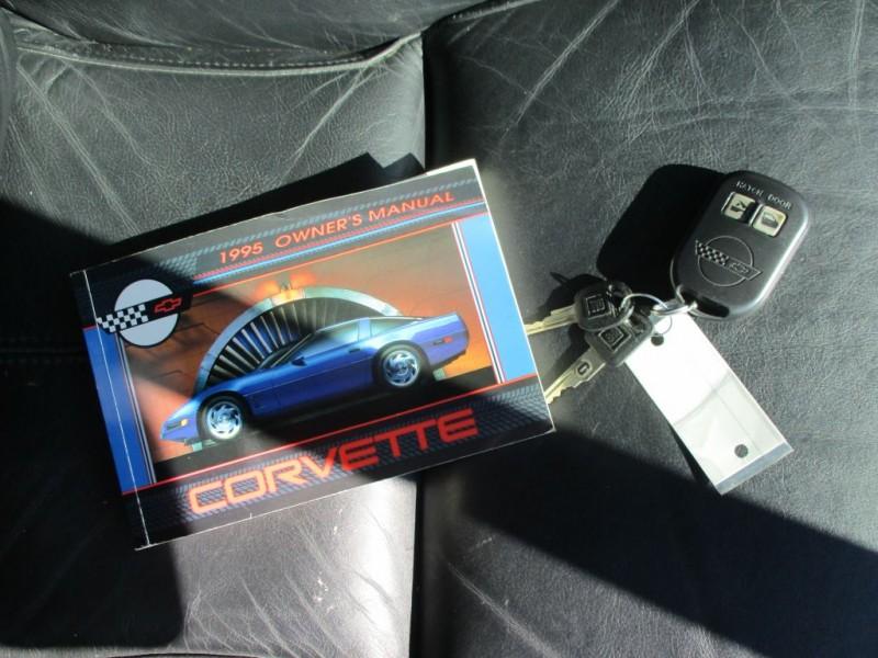 CHEVROLET CORVETTE 1995 price $16,500