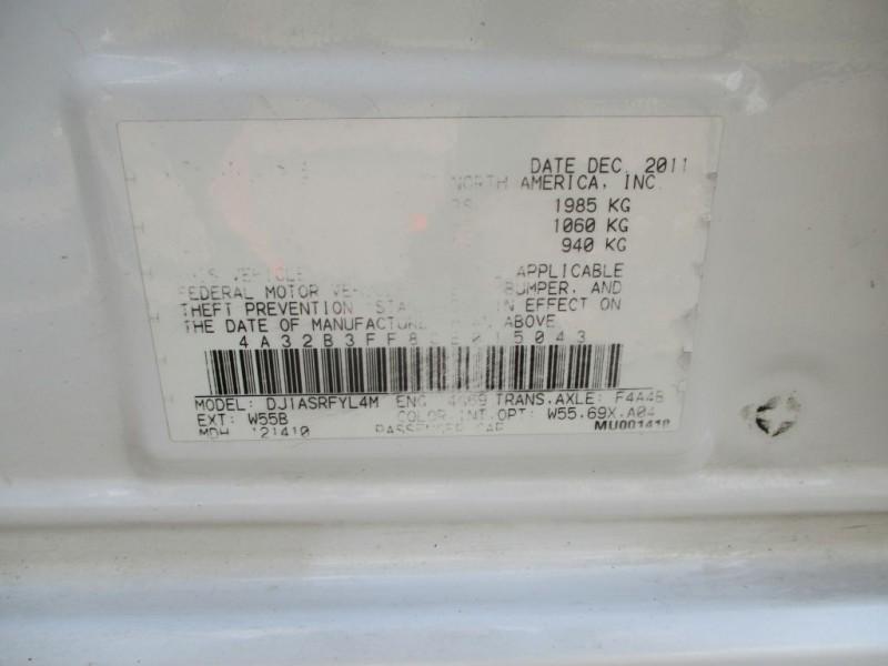 MITSUBISHI GALANT 2012 price $5,950