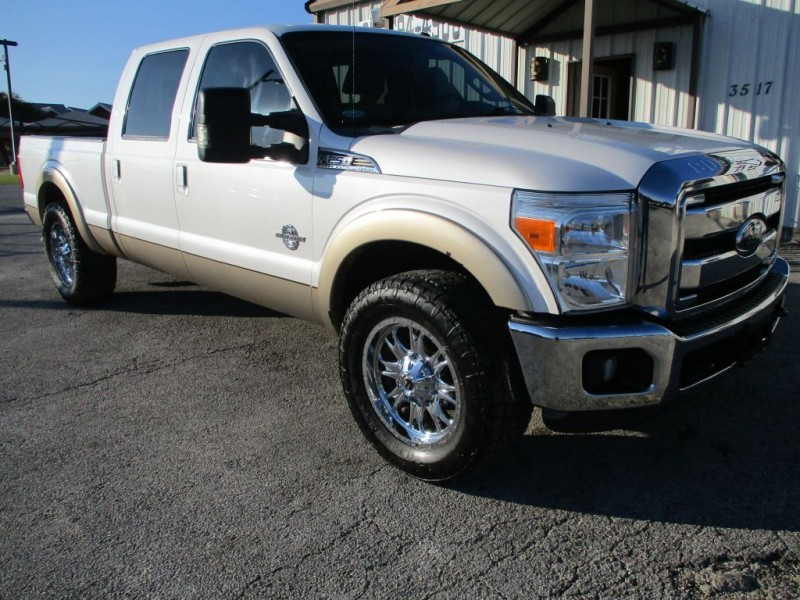 FORD F250 2011 price $24,950