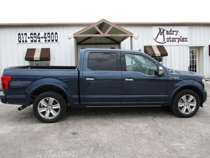 FORD F150 2018 price $36,950