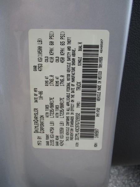 DODGE RAM 3500 2007 price $14,950