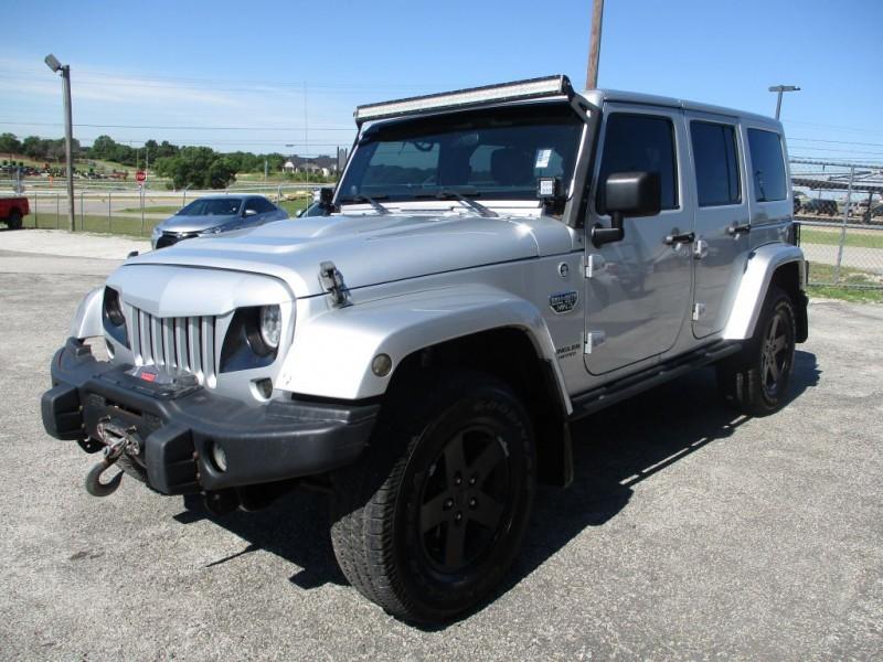 JEEP WRANGLER UNLIMI 2012 price $23,550