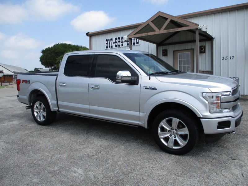 FORD F150 2018 price $40,950