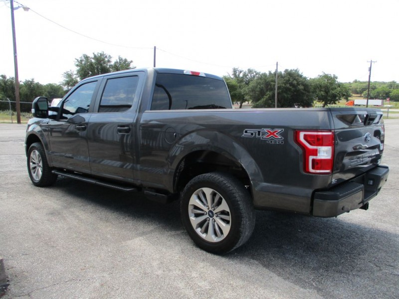 FORD F150 2018 price $30,950