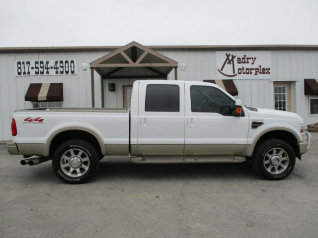 2009 FORD F250