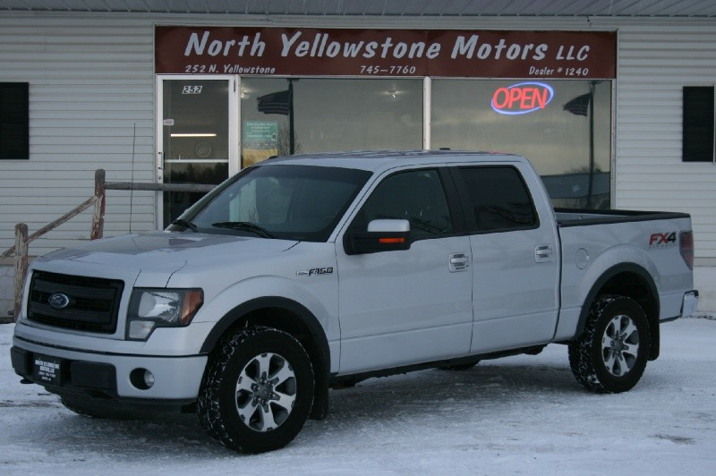 Ford F-150 2013 price $15,950