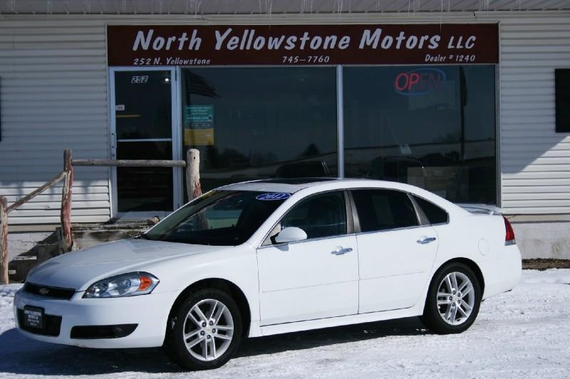 Chevrolet Impala 2012 price $6,999