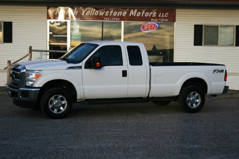Ford Super Duty F-250 SRW 2014 price $16,999