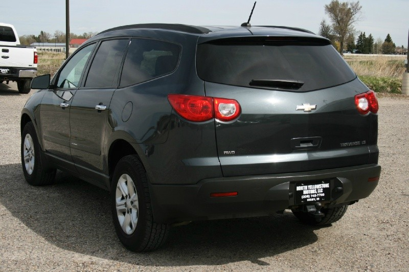 Chevrolet Traverse 2011 price $9,500